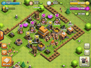 NEW CLASH OF CLANS UNLIMITED GEM HACK hack,cheat,tool > free download