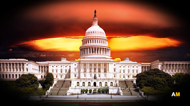 BREAKING: Washington DC Prepares for World War III