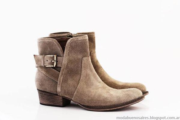 Botas invierno 2015 moda otoño invierno 2015.