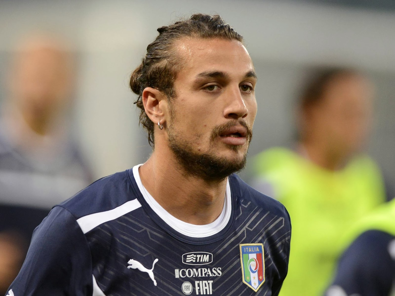 "Osvaldo: ""Very happy. The Scudetto? I believe we can"""