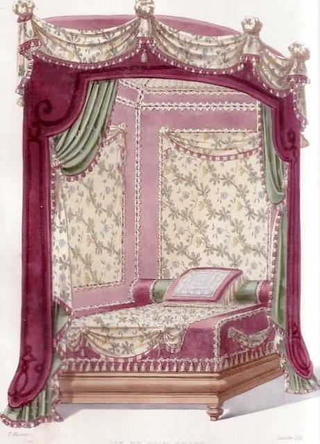 sietecuatrocuatro litograf as par s habitaciones 2 parte. Black Bedroom Furniture Sets. Home Design Ideas