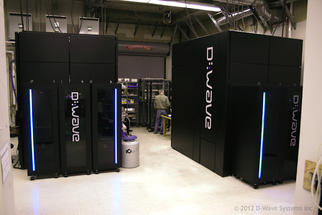 D-Wave quantum computing may impact AI