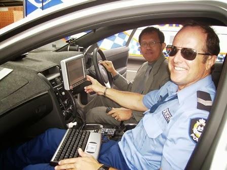 Dengan Polisi Australia, 2009