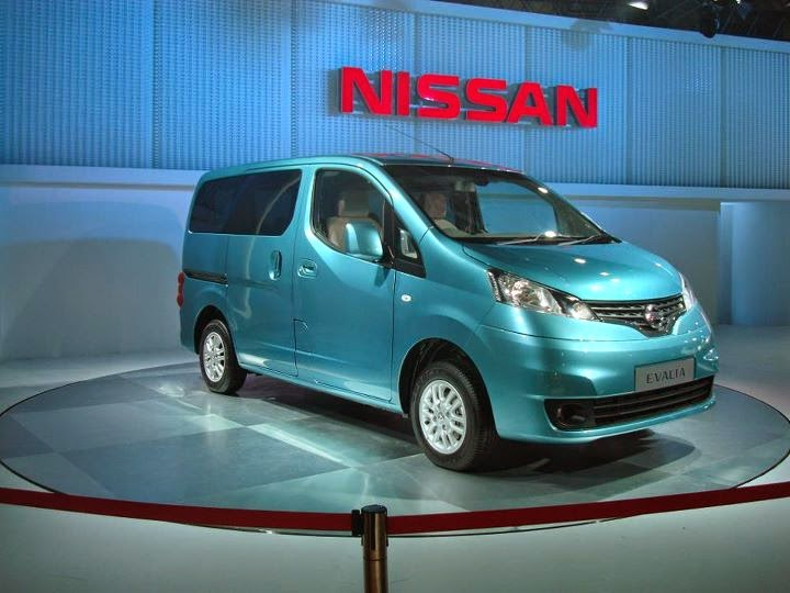 Nissan Evalia Wallpapers