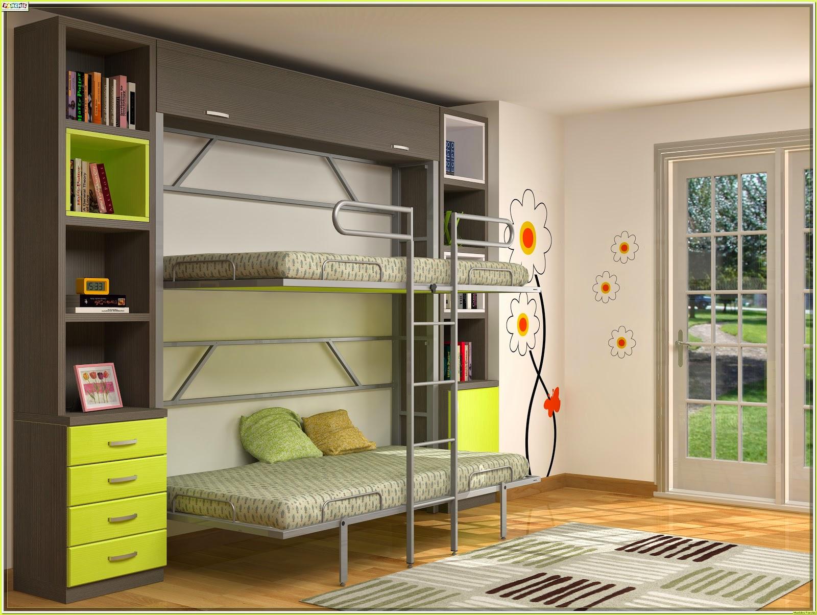 Muebles juveniles dormitorios infantiles y habitaciones for Muebles literas infantiles
