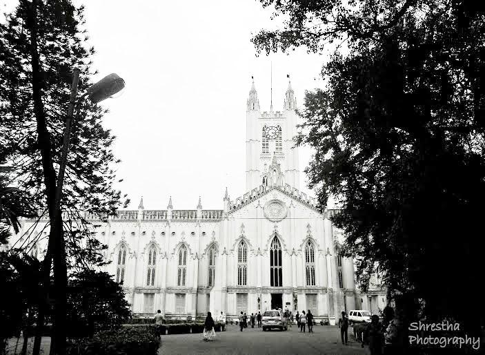 MithiClicks: कलकत्ताक सेंट पॉल'स कैथेड्रल चर्च