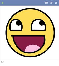 Créer Facebook smiley codes de chat