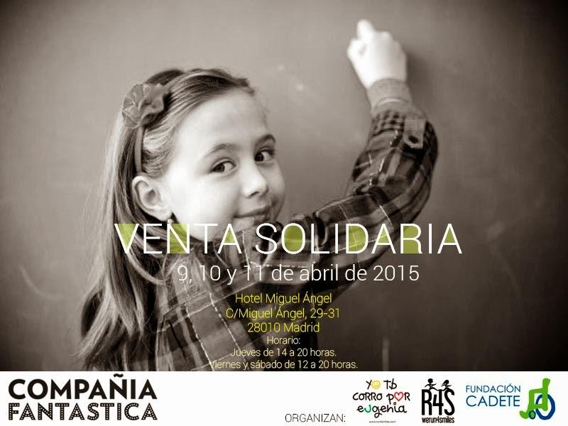 VENTA-SOLIDARIA-COMPAÑÍA-FANTASTICA-MERCADILLO-MADRID-TALESTRIP