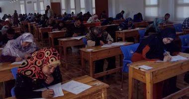 بدء امتحانات نصف العام بالمعاهد 27ديسمبر وحتى 22يناير 2015