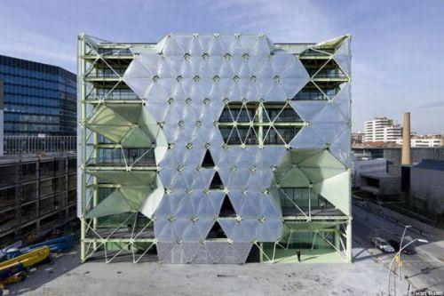 Architecture Building Skins3