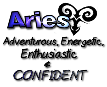 Logo Zodiak Aries 2014