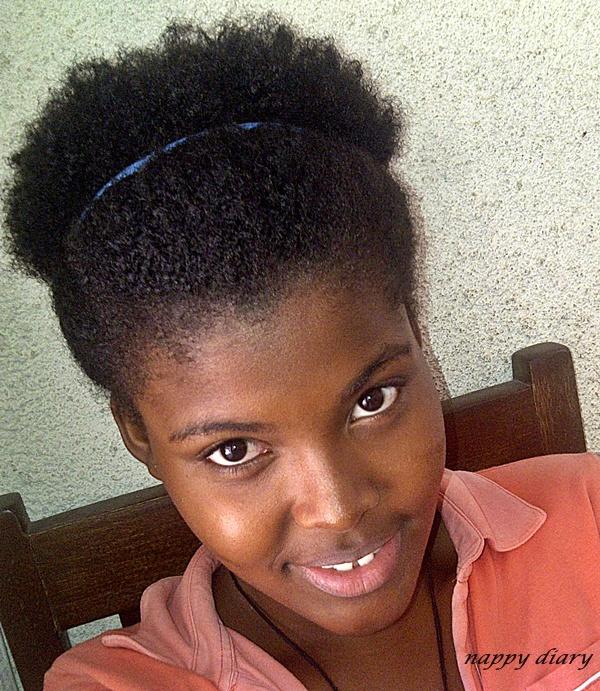 cheveux crepus tres courts