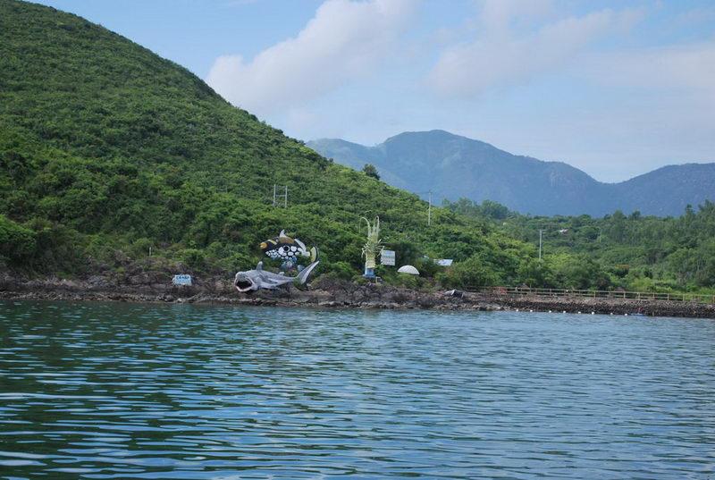 Tham quan Hồ Cá Trí Nguyên ở Nha Trang