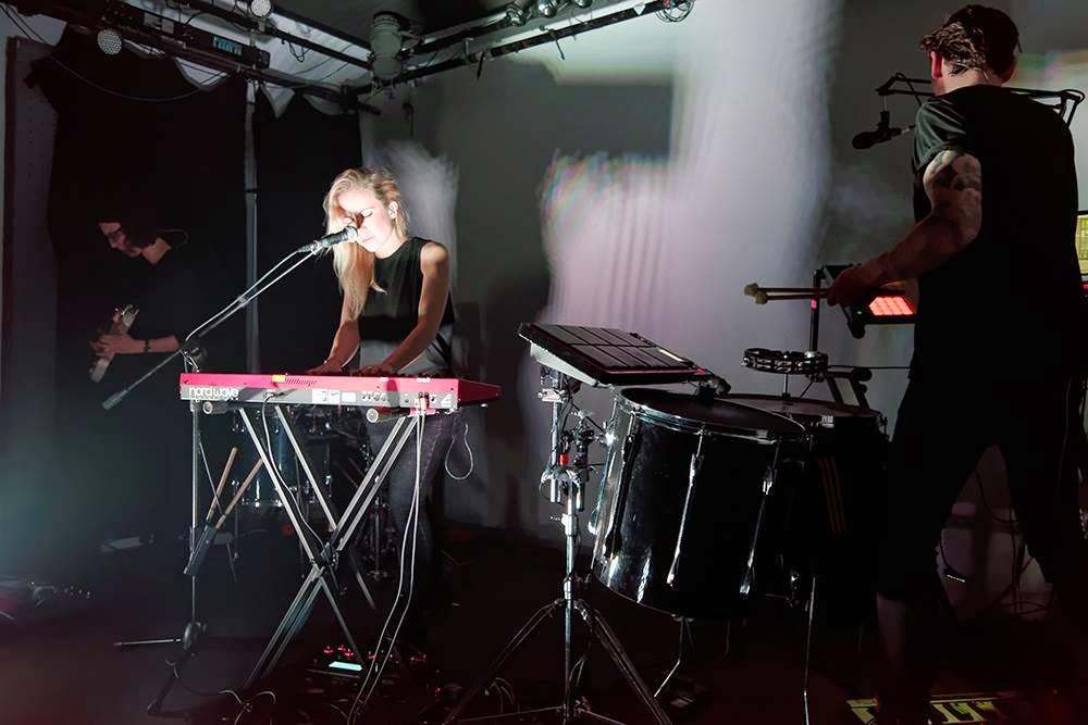 Live at CK13 - death rattle, uk