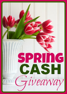 Cash Group Giveaway Logo