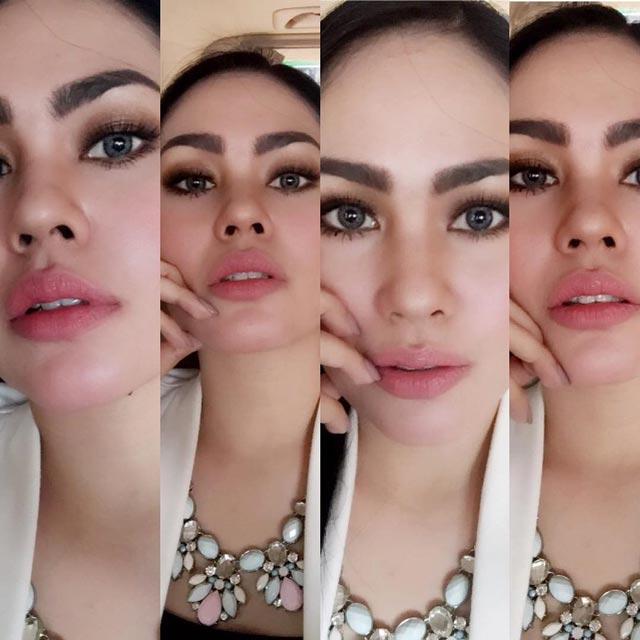 Kartika Putri instagram