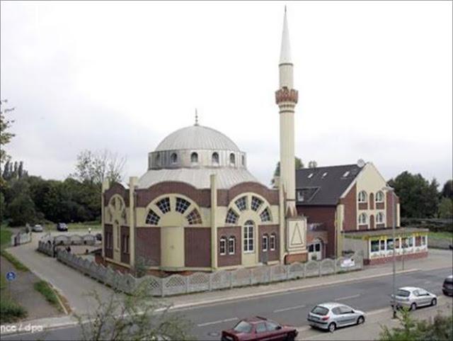 مسجد الفاتح, ألمانيا, تركيا,