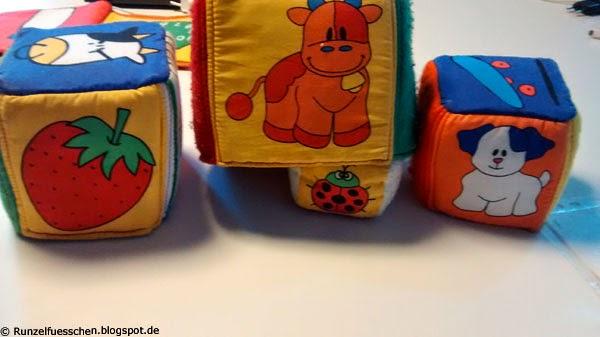 Papa bloggt: Baby macht Gesten - Runzelfuesschen