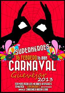 Carnaval de Gevejar 2013