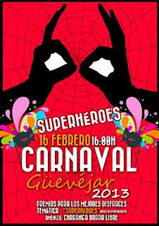 Carnaval de Güevejar 2013