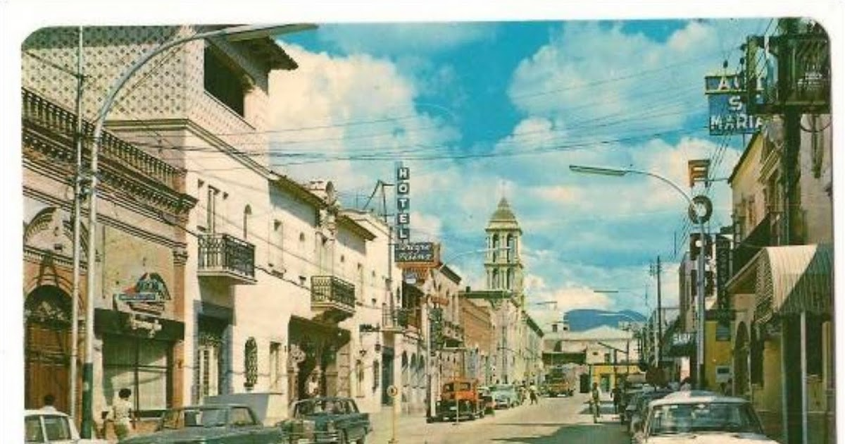Saltillo del recuerdo la calle victoria for Calle prado redondo zamora