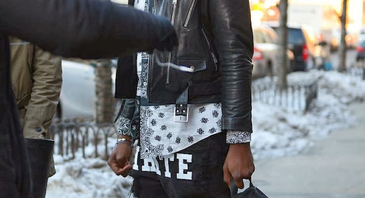 Off-White by Virgil Abloh NYFW 2014 Hypebeast
