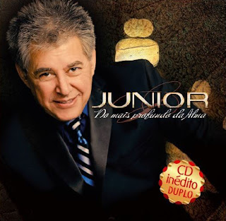 CD Junior - Do Mais Profundo Da Alma - 2013
