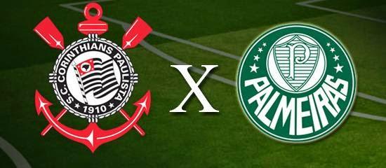 Corinthians-x-Palmeiras