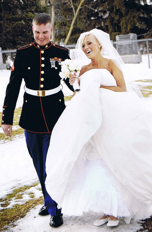 free dresses for military brides