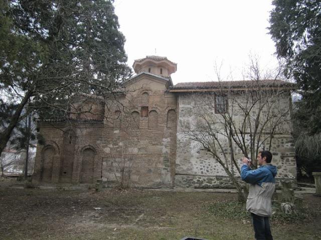 iglesia de Boyana, iglesia ortodoxa, iglesia de Sofía