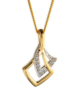 checkout tanishq simple diamond pendant with round brilliant round cut