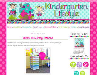 Maria Manore featured on Kindergarten Lifestyle