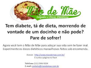 Mão de mãe doces dietéticos - São Paulo