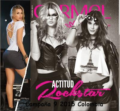 Catalogo Carmel Teens Campaña 9 2015