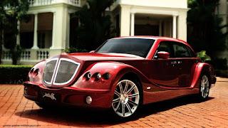 lihat mobil mewah