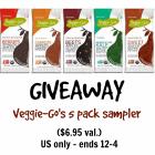 Veggie-Go's 5 pc Sampler