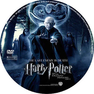 Harry Potter and the Deathly Hallows on DVD