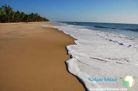 شاطئ مراري في الهند