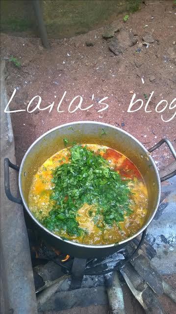 Meet Laila's Blog 'Best Cook' of the week, Martha Nwanze