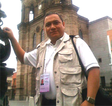 Oscar Lemus Sud-Director El Occidental