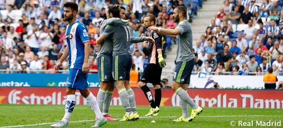 Espanyol 0-6 Real Madrid