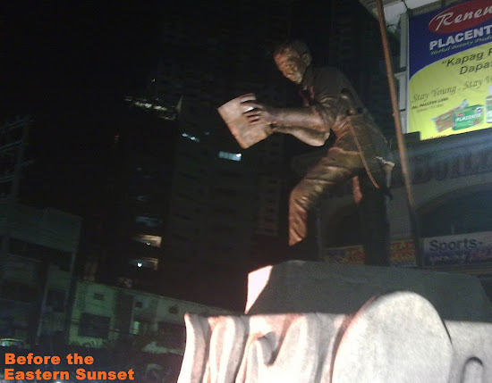 Andres Bonifacio at Tutuban