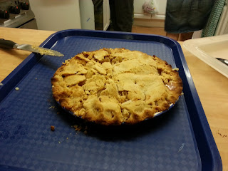 Niclasen's Apple Pie