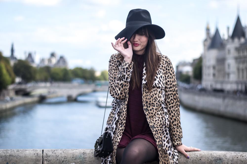 Blogger, Paris, Style, Look, Autumn Look, Fashion, Meet me in paree