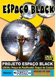 DVD ESPAO BLACK