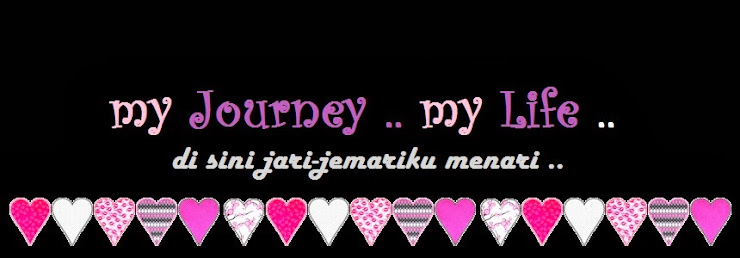 ✿ myJOURNEY & myLIFE ✿
