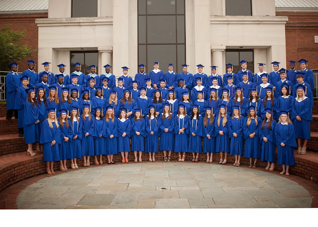 Montgomery Catholic Preparatory School Celebrates the 140th Graduating Class: The Class of 2015 1