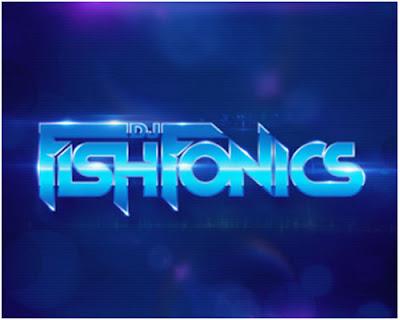 Логотип ночного клуба DJ FishFonics