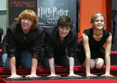 harry potter cast through the years billyinfo15 Evolusi Pelakon Pelakon Filem Harry Potter   Dari Kecil Hingga Dewasa