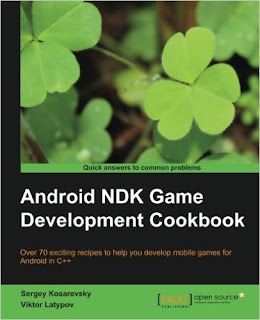 Android Ndk Game Evolution Cookbook